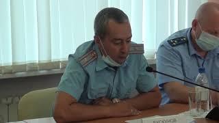 Новостной выпуск от 13.07.2021: Внеочередное заседание городского Совета депутатов