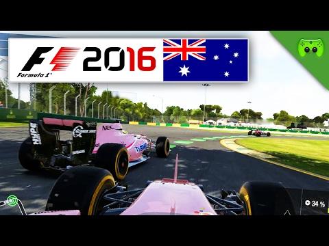 INTERNE DUELLE | Australien 2/2 🎮 F1 2016 #60