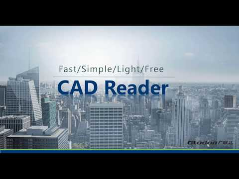 CAD Reader Basic Functions Overview