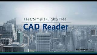 CAD Reader Basic Functions Overview screenshot 1