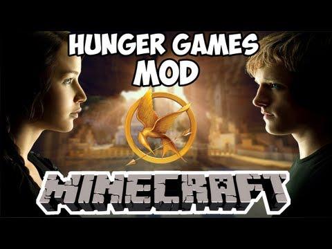 Minecraft Mods: JOGOS VORAZES - Hunger Games