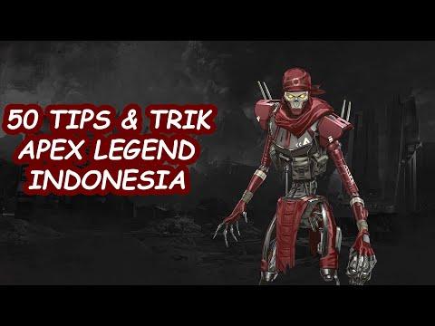 50 TIPS & TRIK APEX LEGENDS INDONESIA