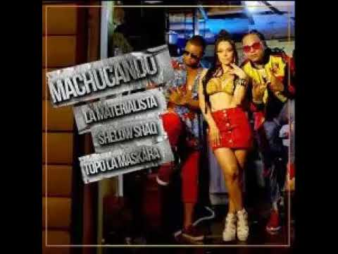 La Materialista ft Shelow Shaq - Machucando   Audio  Oficial 2018