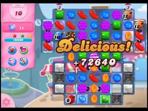 Candy Crush Saga Level 2931 - NO BOOSTERS