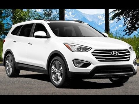2014 hyundai santa fe limited review youtube. Black Bedroom Furniture Sets. Home Design Ideas