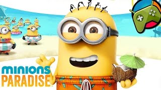 Minions Paradise Gameplay HD - Android - iOS