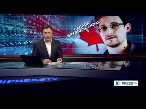 Canada set up spy posts for America's NSA