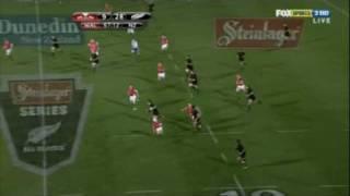 2010 : Nouvelle-Zélande vs Pays de Galles