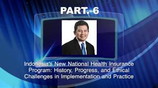 PART. 6 - Newest Development of Universal Health Coverage in Indonesia at Harvard Medical School thumbnail