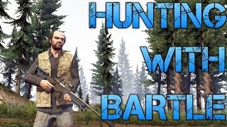 Grand Theft Auto V | HUNTING WITH SIR BARTLE MERRYWORTH | THE DEER HUNTER