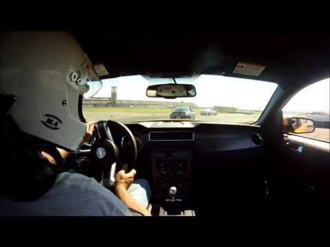 Auto Club Speedway 8/11/2013 Crash