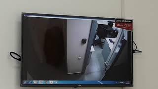 Видео ограбления