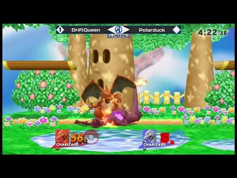 Lantrek 2018 - WiiU Singles - Losers Round 2 - Polarduck(Charizard) vs Driftqueen(Charizard)