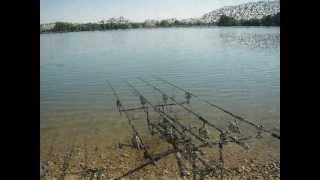 Lac des Varennes avec la Team Carp'ohyé