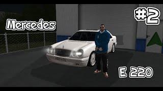 CRMP [amazing rp] #2 (серия) - Покупка Mercedes e 220
