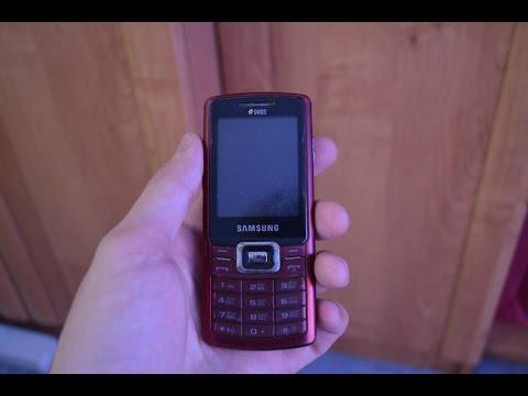 Вскрытие/Disassembly Samsung c5212