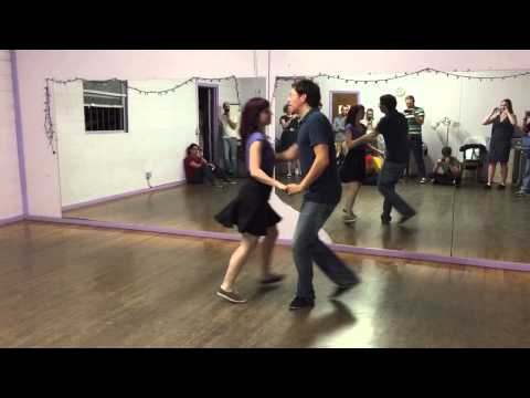 Boulder Swing Dance Savoy Style Lindy Hop Week 1