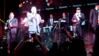 Recital de Nico Mattioli en City Center Rosario 15/08/2014