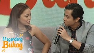 Magandang Buhay: JC and Teetin's relationship
