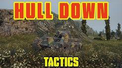 WoT Tactics: Hull Down/Turret Down