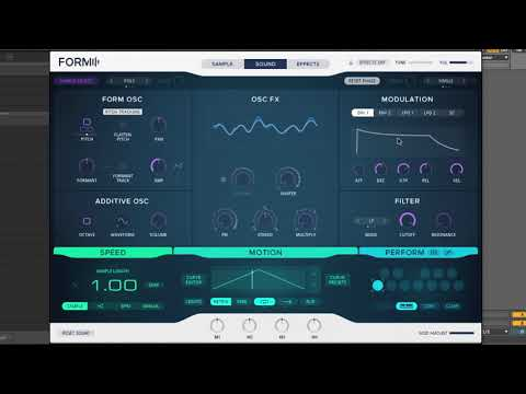 How to: Create atmospheric soundscapes with FORM | Native Instruments