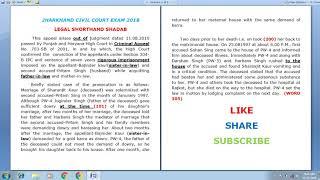 LEGAL SHORTHAND SHADAB - Vidmoon