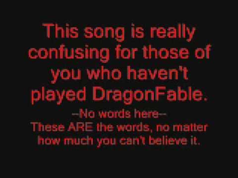 Warcry of a Paladin w/ lyrics