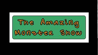 The Amazing Monster Show Logo (1965-1979)