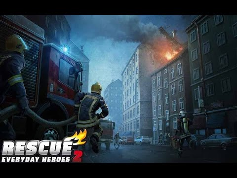 Rescue 2: Everyday Heroes   Let's Play 01 sur PC  [ FR ]