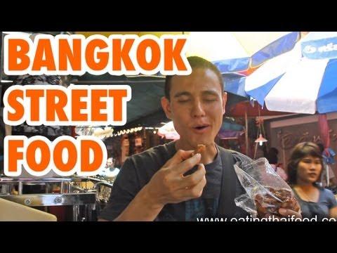 Bangkok Street Food Tours: Wang Lang Market ตลาดวังหลัง
