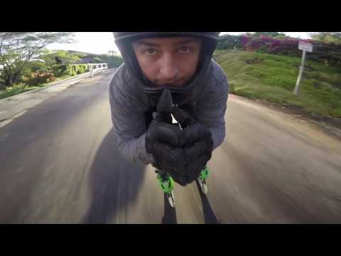 Down Hill Skating in California with Gabe Holm