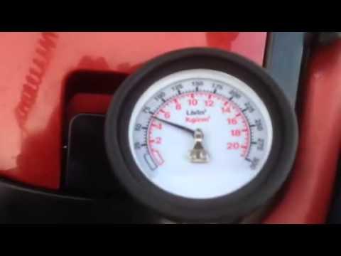 Seadoo GTX oil pressure