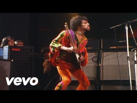 "Jimi Hendrix - ""Blue Wild Angel: Jimi Hendrix Live At The Isle Of Wight"" trailer"