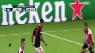 Video Gol Pertandingan PSV Eindhoven vs Manchester United
