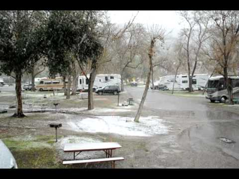 Lytle Creek Mountain Lakes Rv Park In Ca Feb 19 2011 001