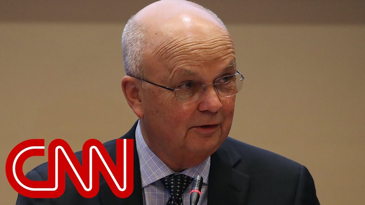 Hayden: This has everything to do with punishing us for criticizing Trump