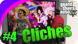 GTA 5 CON EPSILONGAMEX #4 CLICHES MEXICANOS