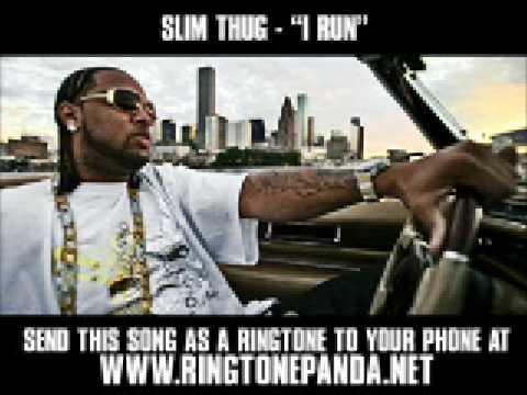 Slim Thug - I Run [New Video + Lyrics + Download]
