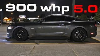 900whp GT 5.0 Twin Turbo Review