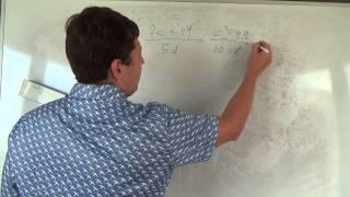 Алгебра 9 класс. 5 сентября. Упрощение выражений #5