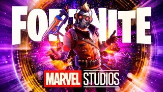 NEW SPECIAL SKIN *AVENGERS X FORTNITE* STAR LORD IN THE STORE!!