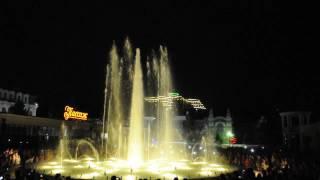 Кисловодский фонтан. Джексон