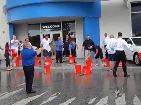 Cramer Honda Of Venice ALS Ice Bucket Challenge