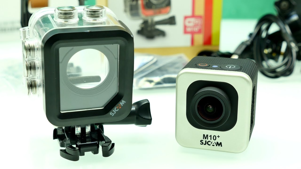 SJCAM M10 Plus 2K Action Camera Driver PC