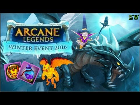 Arcane Legends - Winter Event 2016 !!! [Preview]