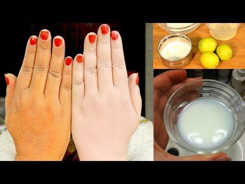 अब त्वचा दिखे बहुत ही गोरी और सुंदर वो भी सिर्फ कुछ ही मिनटों में - Skin Whitening Home Remedy