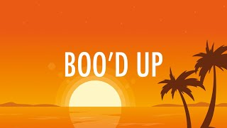 Ella Mai – Boo'd Up (Lyrics) 🎵