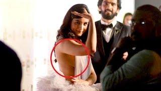 Alia Bhatt Suffers An Oops Moment At Filmfare Awards 2018   Bollywood Buzz