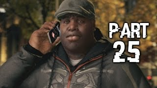 Watch Dogs Gameplay Walkthrough Part 25 - Exclusive Contract (PS4)