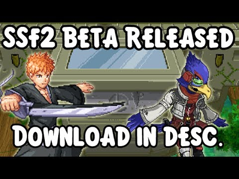 ssf2 beta released youtube